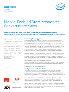 Mobile Experiences Powered by Beacon Technology