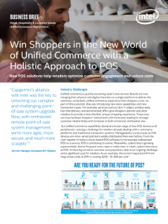 Win at Unified Commerce—A Holistic Approach to POS