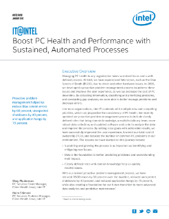 Boost PC Performance with Automated Processes