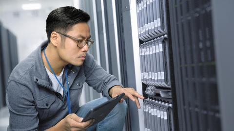 Intel® Server solutions for every data center