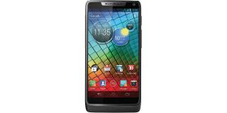 The powerful Motorola RAZR I with Intel Inside®