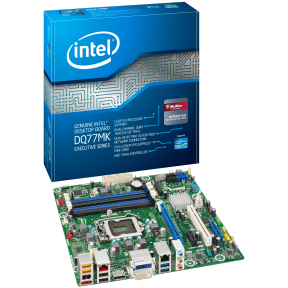 Intel® Desktop Board DQ77MK
